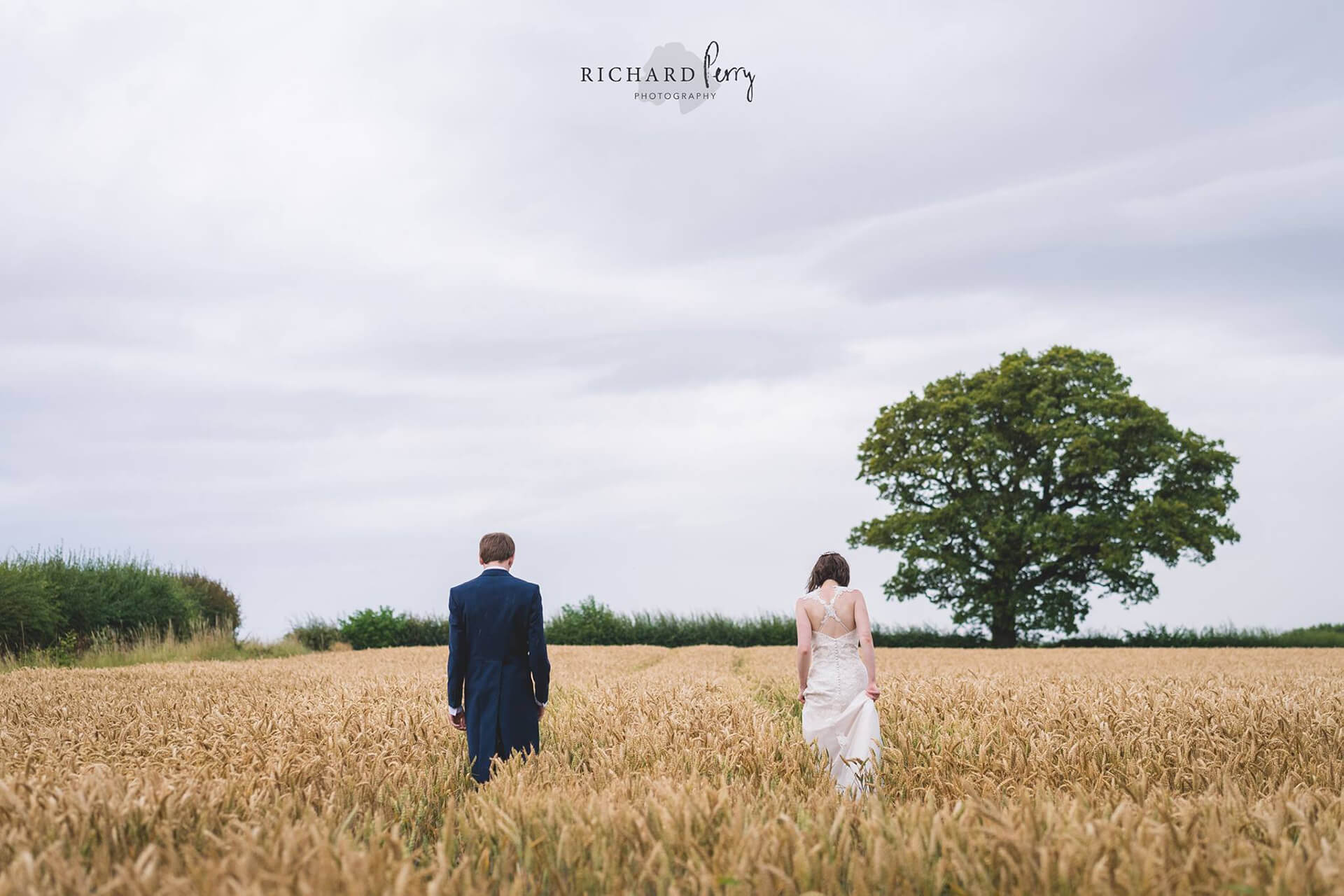 "Neil and Sarah, photographed by <a href=""https://richardperryphotography.com/"" target=""_blank"">Richard Perry</a>."