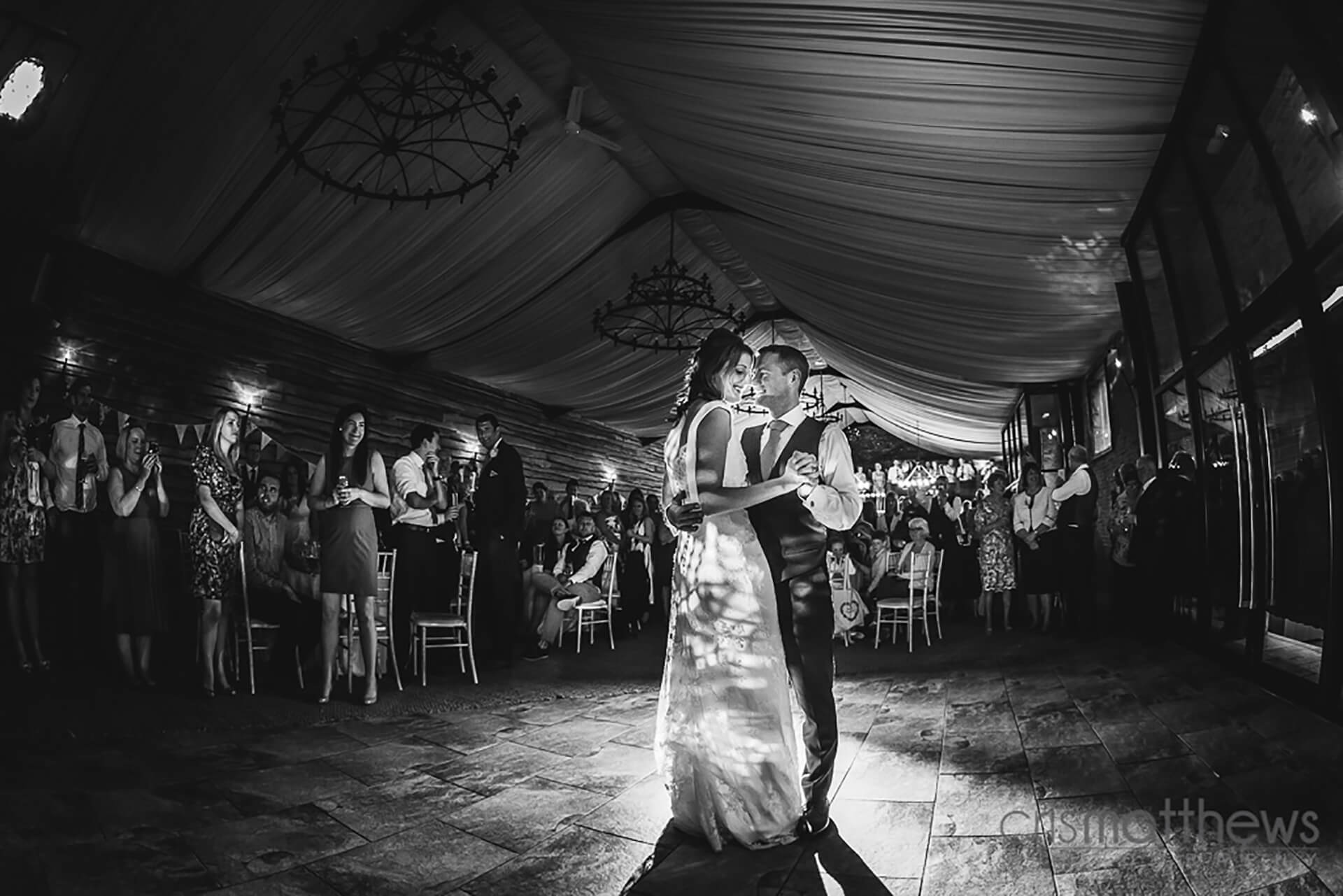 "This beautiful shot of Katy and Matt captured by <a href=""http://www.crismatthews.com/"">Chris Matthews Photography</a>"