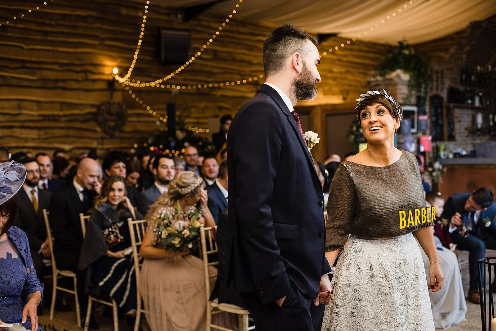 Maggie's reading to her daughter and new Son-in-Law was her version of 'We  Go Together' from Grease, which was fabulously funny and awe inspiring as  she ...